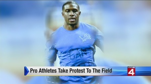 Pro-athletes-take-protest-to-field