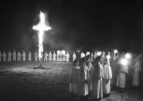 KKK and Cross