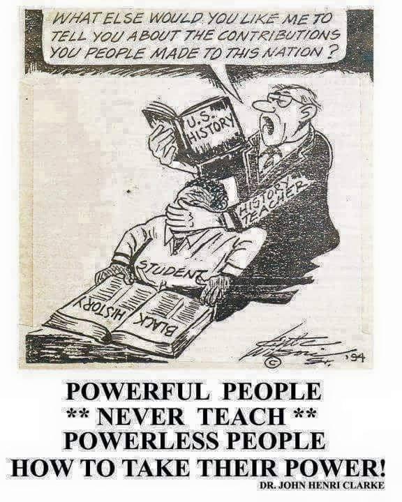 Teaching Our Own